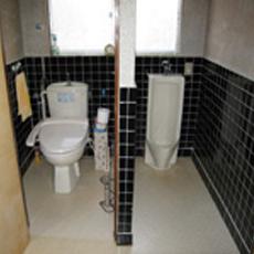 A様宅トイレ